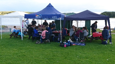 More Canoeing and Barbecue at Lochore : Photos Richie Metcalfe